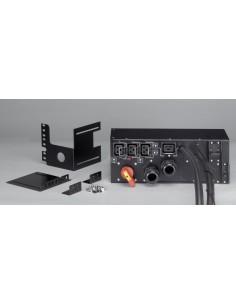 Eaton HotSwap MBP 11000i tehonjakeluyksikkö Musta Eaton MBP11KI - 1