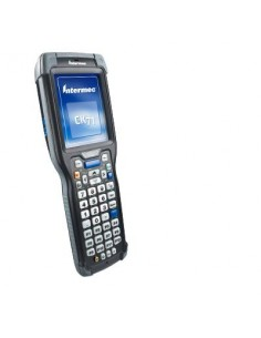 "Intermec CK71 RFID-handdatorer 8.89 cm (3.5"") 480 x 640 pixlar Pekskärm 584 g Svart Intermec CK71AB6EC00W4100 - 1"