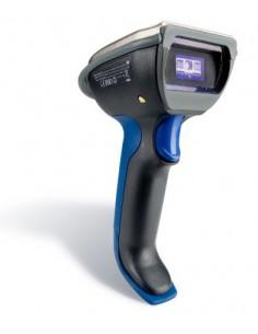 Intermec SR61B Handhållen steckkodsläsare 1D/2D Svart, Blå Intermec SR61BDPM-002 - 1