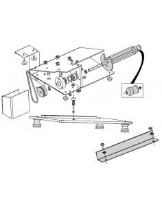 Datamax O'Neil 400001 printer kit Honeywell 400001 - 1
