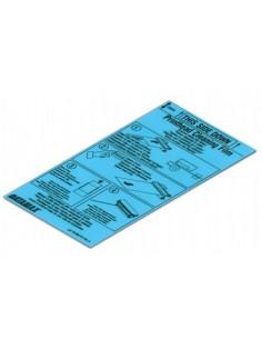 Datamax O'Neil DPO70-2087-02 rengöringsmaterial för skrivare Honeywell DPO70-2087-02 - 1