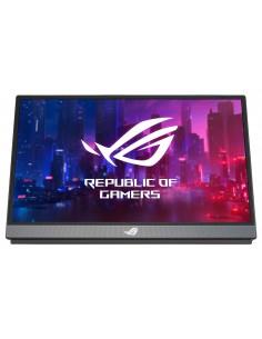 "ASUS ROG Strix XG17AHPE tietokoneen litteä näyttö 43.9 cm (17.3"") 1920 x 1080 pikseliä Full HD Musta Asus 90LM05G1-B02170 - 1"