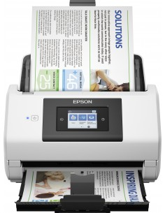 Epson WorkForce DS-780N Sheet-fed scanner 600 x DPI A4 Black, White Epson B11B227401 - 1