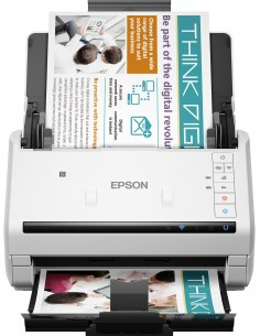 Epson WorkForce DS-570W Sheet-fed scanner 600 x DPI A4 White Epson B11B228401 - 1