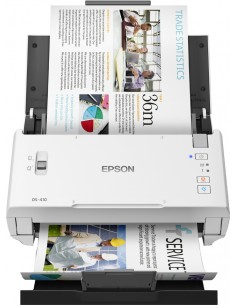 Epson WorkForce DS-410 Sheet-fed scanner 600 x DPI A4 Black, White Epson B11B249401 - 1