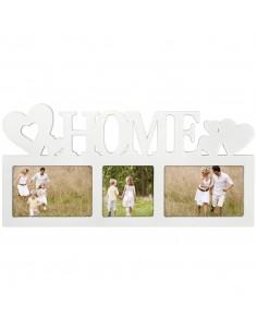Hama Montreal - Home Valkoinen Usean kuvan kehys Hama 100995 - 1