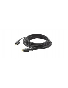 Kramer Electronics CRS-AOCH/XL-328 HDMI-kaapeli 100 m HDMI-tyyppi D (mikro) Musta Kramer 97-1403328 - 1