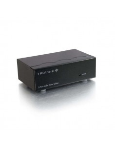 C2G 89025 videohaaroitin VGA 2x C2g 89025 - 1