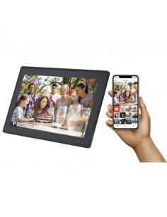 """Denver PFF-1513BLACK digitaalinen valokuvakehys Musta 39.6 cm (15.6"""") Kosketusnäyttö Wi-Fi Denver 119101050000 - 1"""