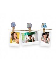 Fujifilm Instax Design Clips gem 10 styck Fujifilm 70100127832 - 1