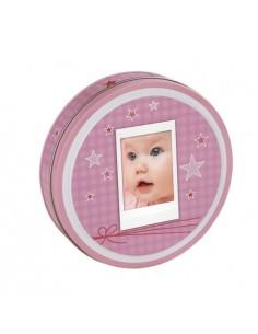 Fujifilm Instax Mini-Photo-Baby-Set fotoalbum Rosa Fujifilm 70100133807 - 1