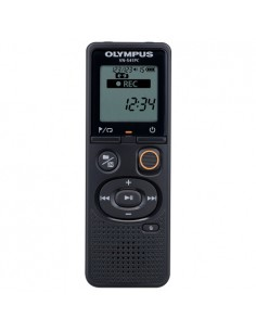 Olympus VN-541PC + CS 131 Sisäinen muisti Musta Olympus V405281BE010 - 1