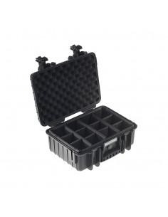 B&W 4000/B/RPD varustekotelo Salkku/klassinen laukku Musta B&w International 4000/B/RPD - 1