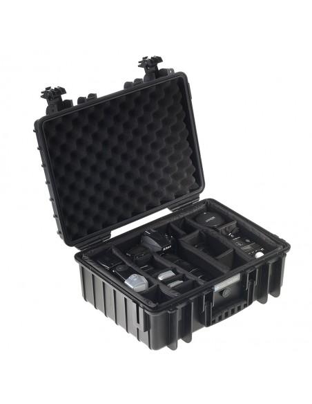 B&W 5000/B/RPD varustekotelo Salkku/klassinen laukku Musta B&w International 5000/B/RPD - 2