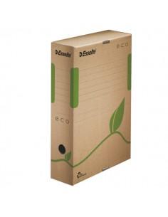 Esselte Eco kansioiden säilytyslaatikko Ruskea, Vihreä Esselte 623916 - 1