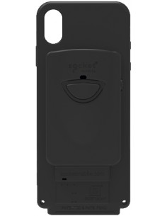 Socket Mobile DuraSled DS800 Viivakoodimoduuli-viivakodinlukijat 1D Musta Socket Mobile CX3578-2229 - 1