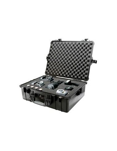 Peli Protector 1600 varustekotelo Musta Peli 480161 - 1