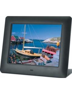 """Braun DigiFrame 7060 digitaalinen valokuvakehys Musta 17.8 cm (7"""") Braun Phototechnik 21199 - 1"""