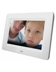 """Braun Photo Technik DigiFrame 7060 digitaalinen valokuvakehys Valkoinen 17.8 cm (7"""") Braun Phototechnik 21235 - 1"""