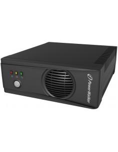 PowerWalker Inverter 1000 UPS-virtalähde VA 600 W 1 AC-pistorasia(a) Bluewalker 10120207 - 1