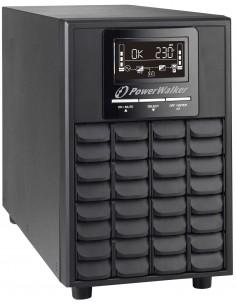 PowerWalker VFI 1000 CG PF1 Taajuuden kaksoismuunnos (verkossa) VA W 4 AC-pistorasia(a) Bluewalker 10122108 - 1