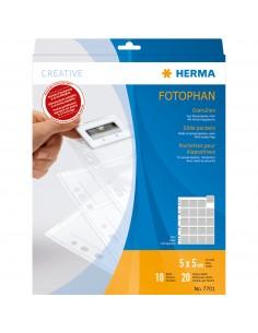 HERMA 7701 korttitasku Läpinäkyvä Herma 7701 - 1
