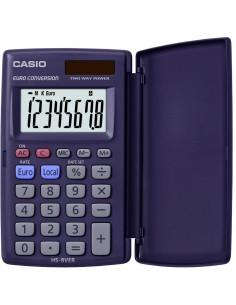 Casio HS-8VER laskin Tasku Perus Sininen Casio 140253 - 1
