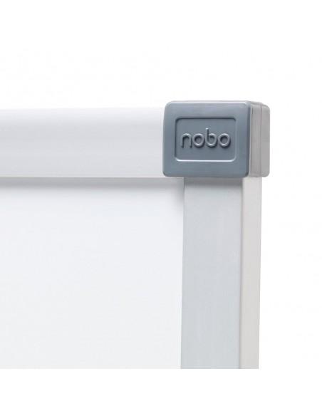 Nobo Classic kirjoitustaulu 900 x 600 mm Terästä Magneettinen Nobo 1902642 - 5