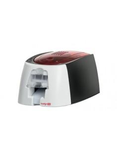 Evolis Badgy 100 muovikorttitulostin Värisublimaatio/lämpösiirto Väri 260 x 300 DPI Evolis B12U0000RS - 1