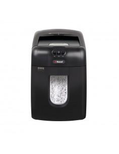 Rexel Auto+ 130X paperisilppuri Silpuksi leikkaava 60 dB 22.5 cm Musta Rexel 2102559EUA - 1