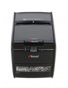 Rexel Auto + 60X paperisilppuri Ristiinleikkaava 60 dB Musta Rexel 2103060EU - 1