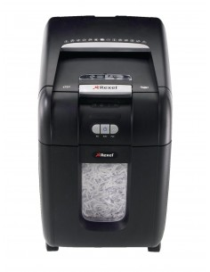 Rexel Auto+ 200X paperisilppuri Ristiinleikkaava 60 dB 23 cm Musta Rexel 2103175EU - 1