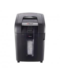 Rexel Auto+ 600X paperisilppuri Ristiinleikkaava 60 dB 23 cm Musta, Hopea Rexel 2103500EUA - 1