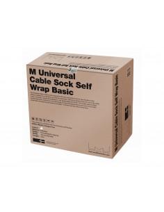 Multibrackets 8809 kabelsamlare Golv Kabelstrumpa Vit 1 styck Multibrackets 7350073738809 - 1