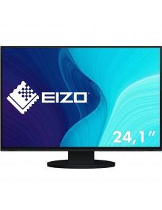 "EIZO FlexScan EV2495-BK computer monitor 61.2 cm (24.1"") 1920 x 1200 pixels WUXGA LED Black Eizo EV2495-BK - 1"