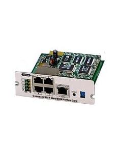 Eaton ConnectUPS-X Intern Ethernet 100 Mbit/s Eaton 116750221-001 - 1