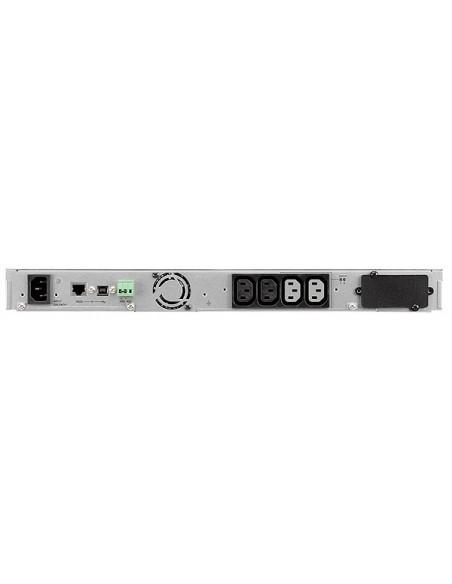 Eaton 5P650IR UPS-virtalähde Linjainteraktiivinen 650 VA 420 W 4 AC-pistorasia(a) Eaton 5P650IR - 3