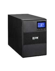 Eaton 9SX700I UPS-virtalähde Taajuuden kaksoismuunnos (verkossa) 700 VA 630 W 6 AC-pistorasia(a) Eaton 9SX700I - 1