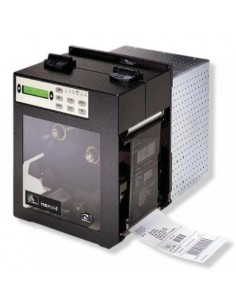 Zebra 110PAX4 etikettskrivare Direkt termisk/termisk överföring 203 x DPI Kabel Zebra 112ER0E-00000 - 1
