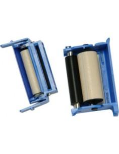 Zebra P640I Cleaning tape cartridge Zebra 800015-802 - 1
