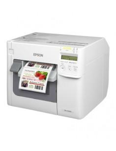 Epson TM-C3500 etikettskrivare Bläckstråleskrivare Färg 720 x 360 DPI Kabel Epson C31CD54012CD - 1