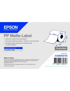 Epson C33S045744 printer label Epson C33S045744 - 1