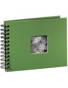 "Hama ""Fine Art"" Spiral Album, apple-green, 22x17/50 photo album 10 x 15. 13 18 Hama 94880 - 1"