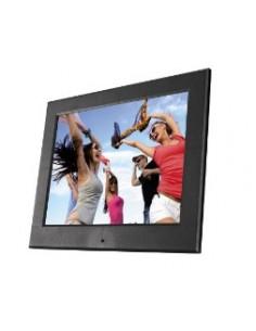"Hama Slimline digital photo frame Black 20.3 cm (8"") Hama 95290 - 1"
