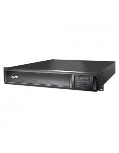 Fujitsu Smart-UPS Linjeinteraktiv 1500 VA 1200 W 8 AC-utgångar Fujitsu Technology Solutions FJX1500RMI2UNC - 1