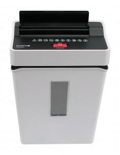 Olympia PS 53 CC paperisilppuri Ristiinleikkaava 75 dB 22 cm Valkoinen Olympia 2709 - 1