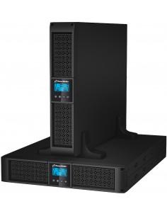 PowerWalker VI 3000RT LCD 3000 VA 2700 W 9 AC-pistorasia(a) Bluewalker 10120024 - 1