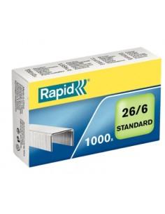 Rapid 24861300 niitti Niittipakkaus 1000 niitit Rapid 24861300 - 1