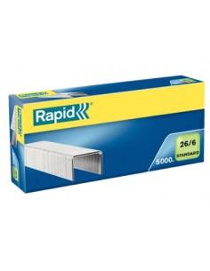 Rapid 24861800 niitti Niittipakkaus 5000 niitit Rapid 24861800 - 1