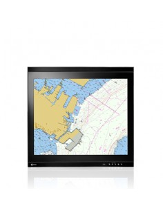 "EIZO DuraVision FDS1904T 48.3 cm (19"") 1280 x 1024 pikseliä Multi-touch Pöydän pinta Musta Eizo DVFDS1904T - 1"
